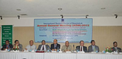 9th Annual General Meeting (AGM) of IBFB held in Dhaka