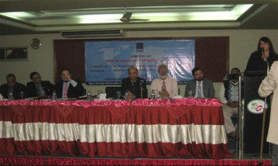 "Seminar on ""How to apply & obtain a U.S. Visa"" organized in Bogra"