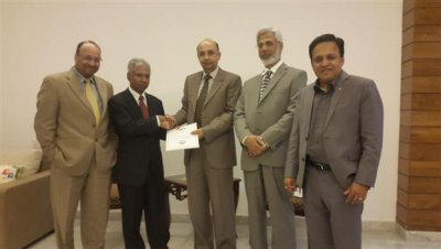 MOU signed between IBFB & FOBANA