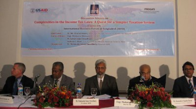 "IBFB holds Discussion Session on ""Complexities in Income Tax Laws"" at Chittagong"
