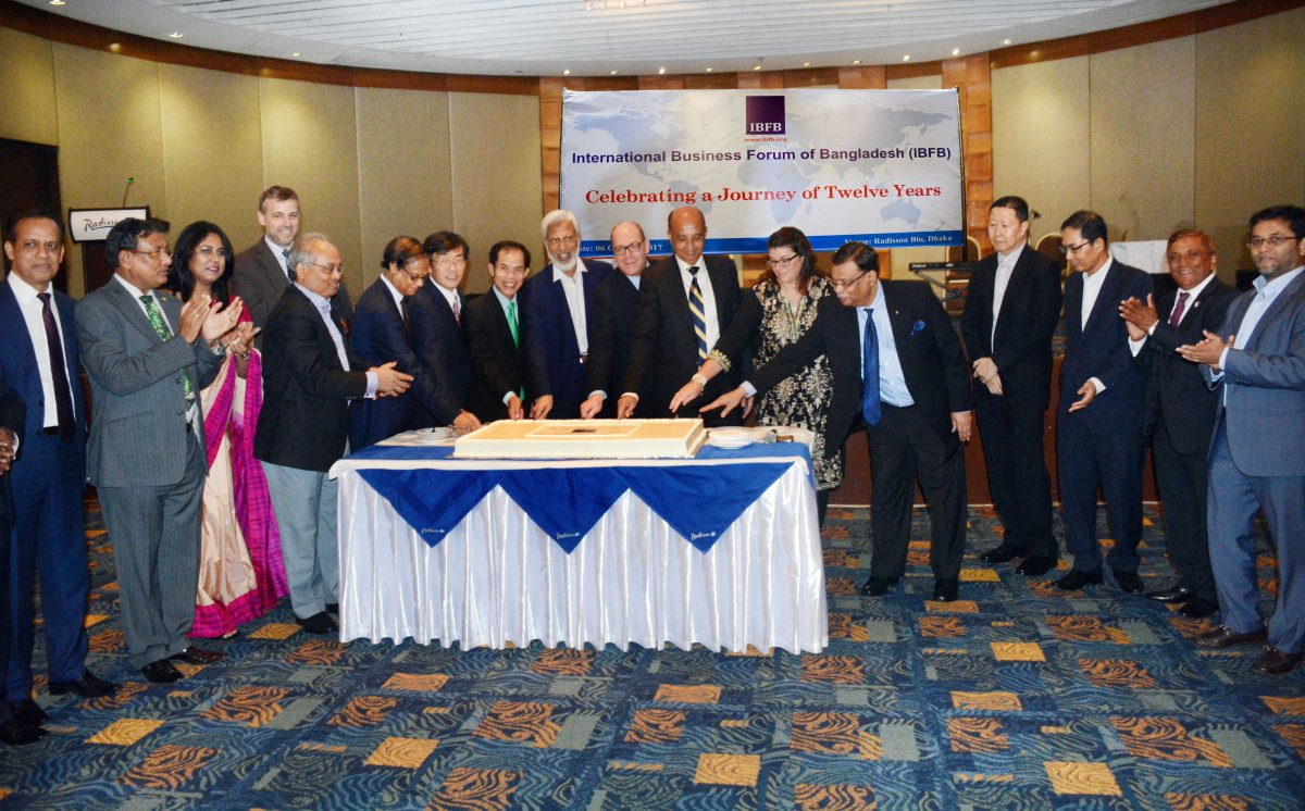 <p><strong><span>IBFB Celebrated its 12th