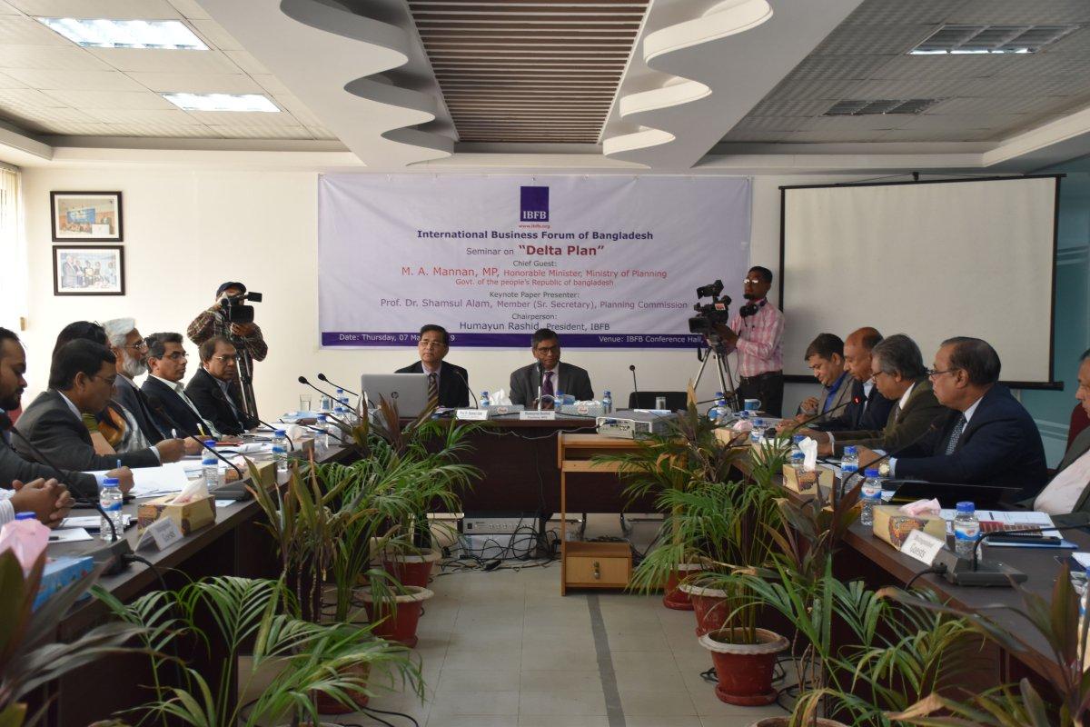 IBFB organized a seminar on