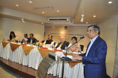 "IBFB Seminar on ""Logistical Challenges & Opportunities of Business"""